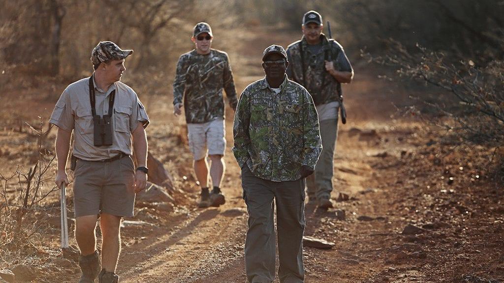Shikwaru Hunting