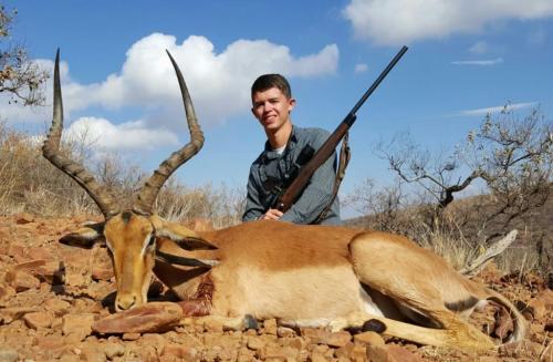 Impala Ram - Savage .325 WSM, 220gr Sierra