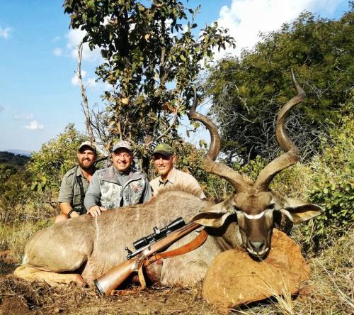 Kudu Bull - Winchester .300 Win Mag, 220gr Sierra