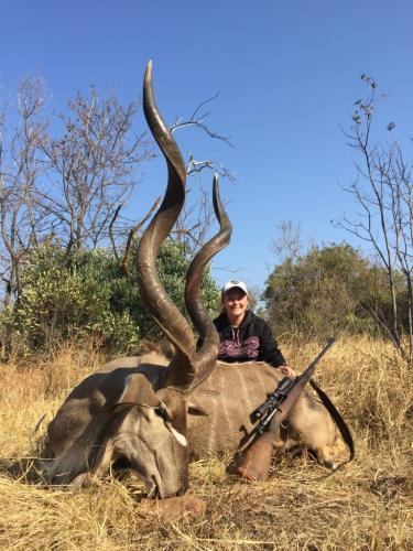 Kudu Bull - Musgrave .30-06, 220gr Sierra